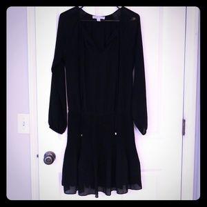 Michael Kors Cinched Waist Dress - Small